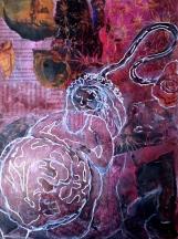 Blogbirth  Sally Swain original artwork