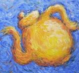 Yellow Teapot