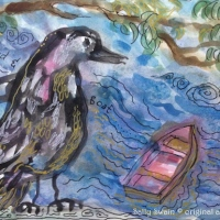 Bird and Boat,