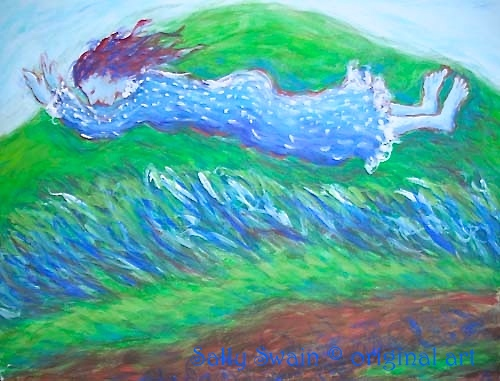 Swain painting dream