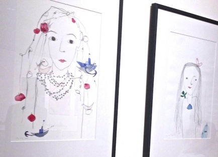 Lilly Blue, Twyla response art