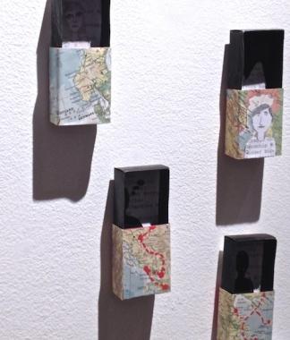 school art matchbox response