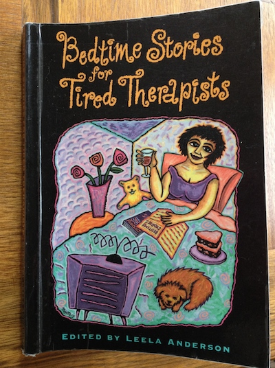 tired therapist book