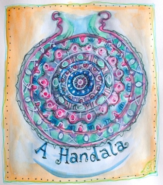 name for mandala handala