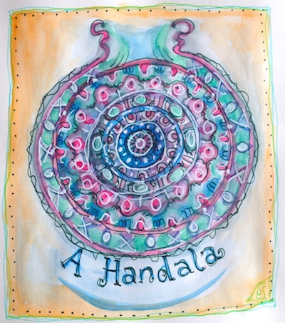 name for mandala handala