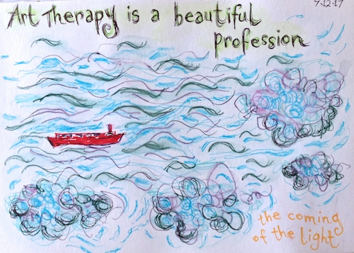 art therapy profession