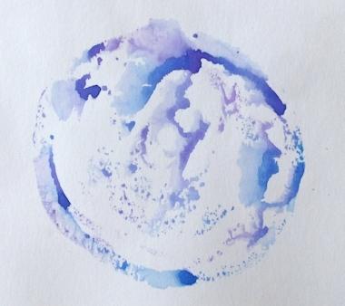 watercolour world