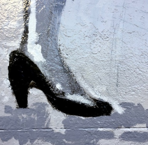Wallwork mural Glebe
