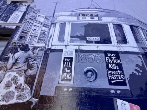 street art Glebe