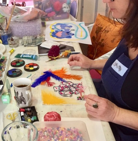 Art and Soul intergenerational creativity