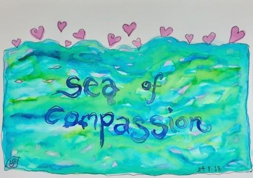compassion art