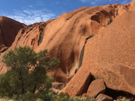 Uluru beauty