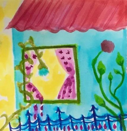 fairytale painting