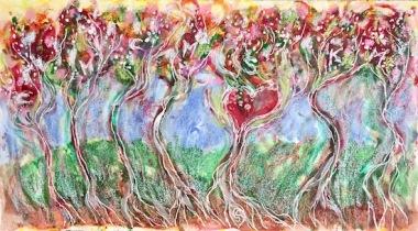 small art trees Swain