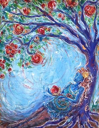 Swain art tree