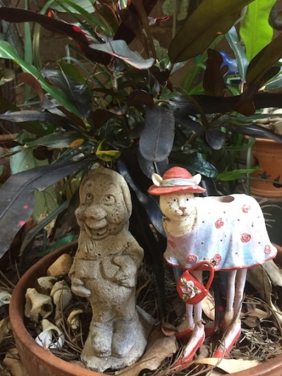 gnome fairy art