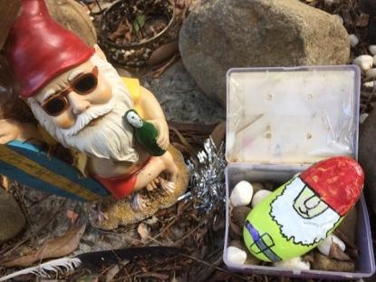 gnome fairy garden hope