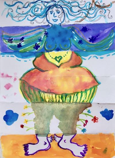 creative play joy painting