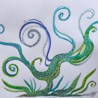 Lyrebird or Seahorse?