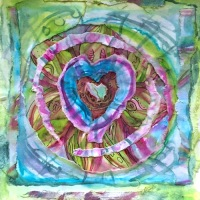 The Quirky Art Heart at